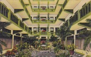 Florida Miami Hotel Miller 1944