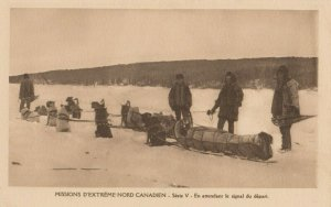 Eskimo & Indian Missions , Canada , 1910s ; View #8