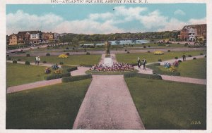 ASBURY PARK, New Jersey, PU-1929; Atlantic Square