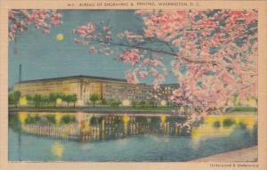 Bureau Of Engraving & Printing Washington DC