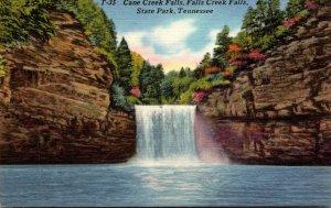 Tennessee Falls Creek Falls State Park Cane Creek Falls
