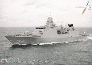 NETHERLANDS, 1950-1970s; Koninklijke Marine, Destroyer Ship
