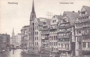 Germany Hamburg Deichstrassen Fleth
