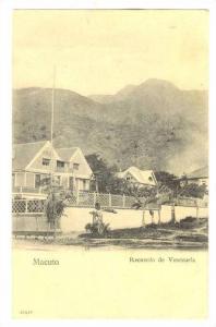 Recuerdo de Venezuela , MACUTO, 1890s-1905