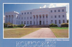 Archives and History Museum Montgomery Alabama