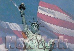 The Statue Of Liberty New York City New York