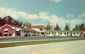PORTAGE MOTEL, on US 20 WOODVILLE, OH