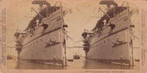 SV: U.S. Protected Cruiser SAN FRANCISCO , 1899