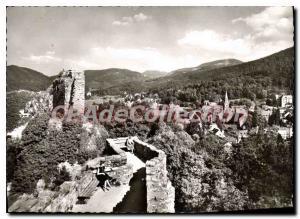 Modern Postcard Badenweiler Gesantansicht