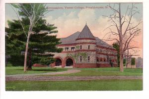 Gymnasium, Vassar College, Poughkeepsie, New York,