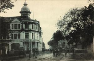 singapore, Hill Street (1920s)