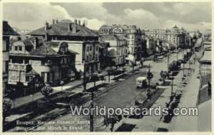 Beograd Yugoslavia, Jugoslavija Rue Miloch le Grand Beograd Rue Miloch le Grand