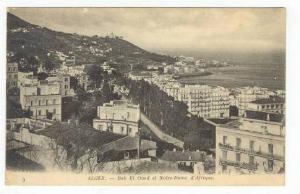 ALGER - Bab-el-Oued et Notre-Dame d'Afrique, 00-10s
