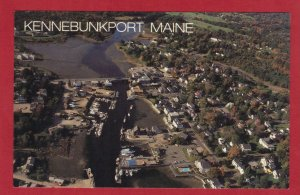 KENNEBUNK RIVER AT LOW TIDE  KENNEBUNKPORT, MAINE  SEE SCAN  PC52