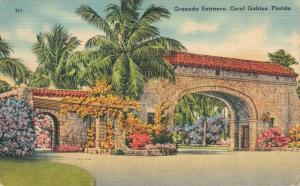 USA Granada Entrance Coral Gables Florida 02.57