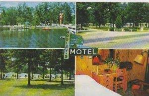 North Carolina Rocky Mount Mosleys Shady Lake Motel