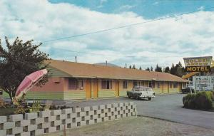 Exterior,  Golden Arrow Motel, Okanagan Falls,  B.C.,  Canada,  40-60s