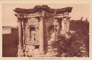 Le Temple De Venus, Baalbek (Syrie), Lebanon, 1900-1910s