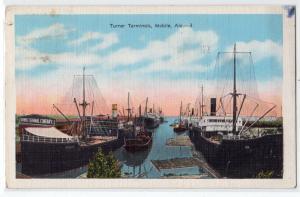 Turner Terminols, Mobile AL