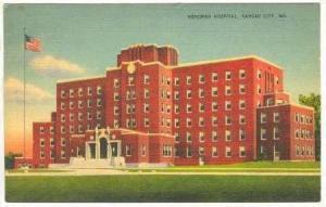 Menorah Hospital, Kansas City, Missouri, PU-1942