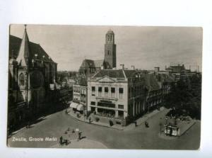 147303 Netherlands ZWOLLE Vintage photo RPPC postcard
