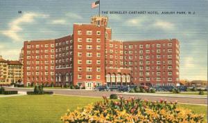 Berkeley Cartaret Hotel - Asbury Park NJ, New Jersey - Linen