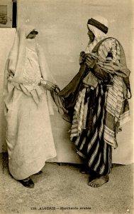 Algeria - Marchand Arabs