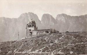 RP: MONTERREY, N.L. , Mexico, 1930-40s ; Iglesia del Obislado
