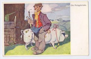 A/S AK Die Preisgekronte BKWI Prizewinner Sow Pig Austria