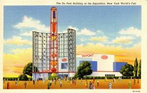NY - 1939 World's Fair. DuPont Building