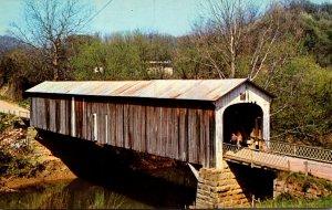 Cow Run Covered Bridge Washington County Ohio