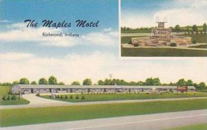 Indiana Richmond The Maples Motel