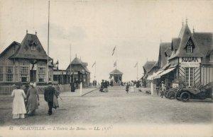France Deauville L'Entrée des Bains 03.27