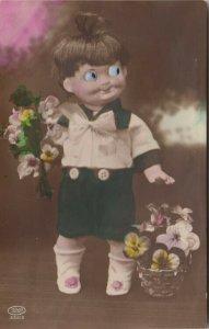 RP: Google eyed Doll Portrait , 00-10s : #6