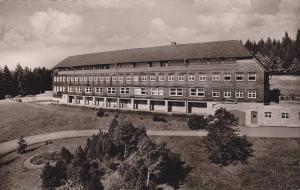 RP; Schuppenhornle, Kindergeaundungsstatte der Falkau/Hochschwaezwald, Bade...