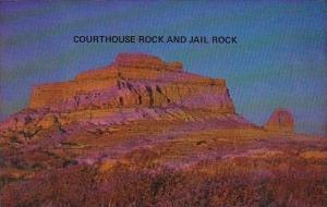 Nebraska Pumpkin Seed Creek Courthouse Rock And Jail Rock