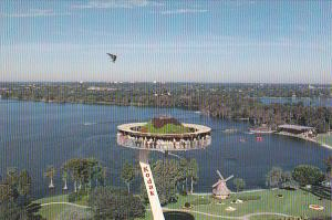 Island In The Sky Ride Cypress Gardens Florida