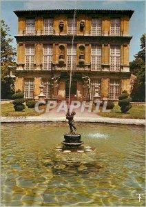 Modern Postcard Aix en Provence Pavillon de Vendome XVII Century