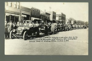 Winthrop MN RPPC '12 LAND BUYING TOUR Picnic Central Canada & Minnesota LAND CO.