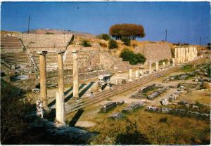 CPM View from Asclepion, Pergamon-Turkey TURKEY (843194)