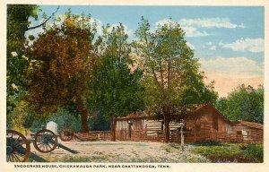 TN - Chattanooga. Chickamauga Park, Snodgrass House