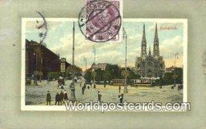 Votivkirche Wien, Vienna Austria Postal Used Unknown