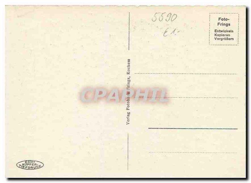 Postcard Modern has Kockem of Mosel