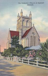 BERMUDA; The Cathedral, (Church of England), 30-40s