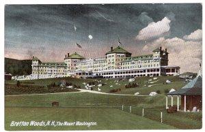 Bretton Woods, N.H., The Mount Washington