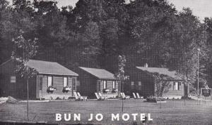 Bun Jo Motel - Lewiston NY, New York