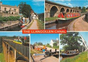 uk49246 llangollen canal  wales uk