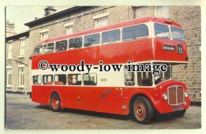 tm5497 - Selnec Cheshire Bus no 116 - postcard