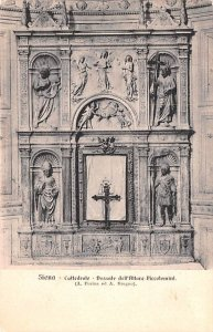 Cattedrale Siena Italy Unused