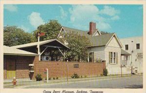 Tennssee Jackson Casey Jones Museum
